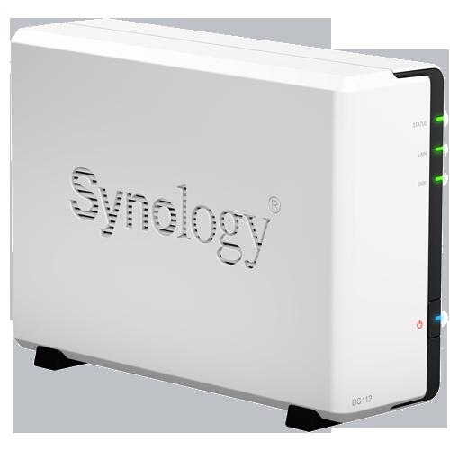 Мрежов NVR сървър Synology DS112