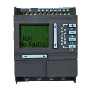 PLC контролер 12 VAC-8 входа/4 изхода