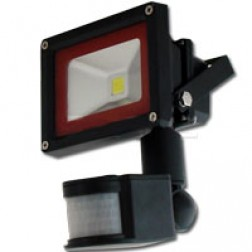 Светодиоден Прожектор със сензор за движение