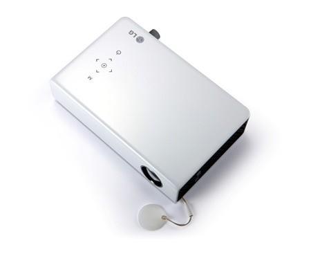 портативен LG LED проектор PA60G