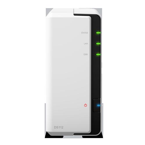 Мрежов VPN сървър Synology DS112