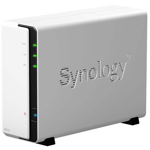 Мрежов файлов сървър Synology DS112