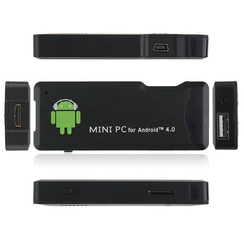 TV Box Android MK802